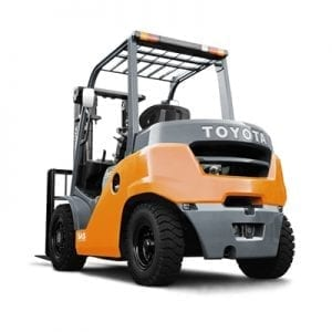 Toyota IC Counterbalance Trucks (Tonero Range)