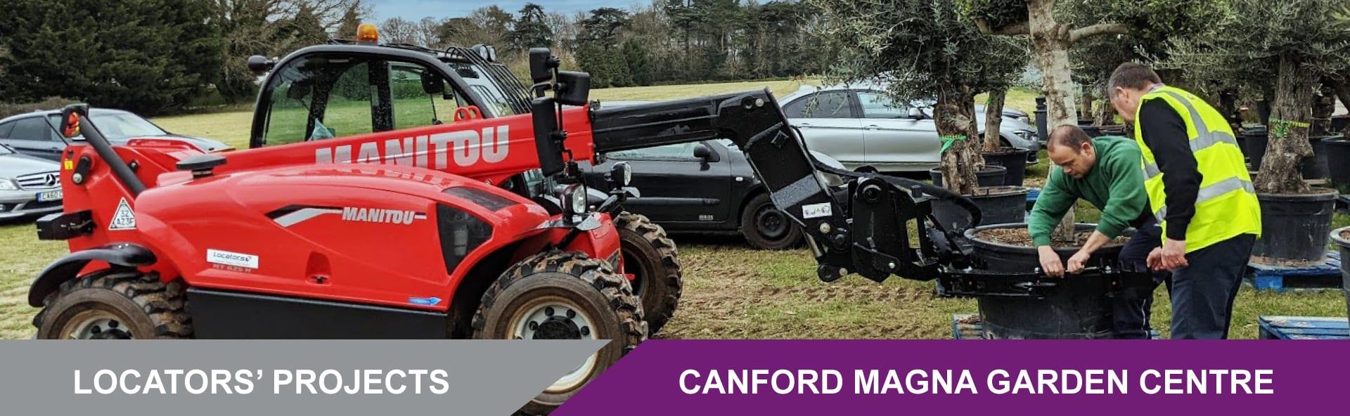 Canford Magna Garden Centre